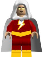 Shazam (in game, New 52)