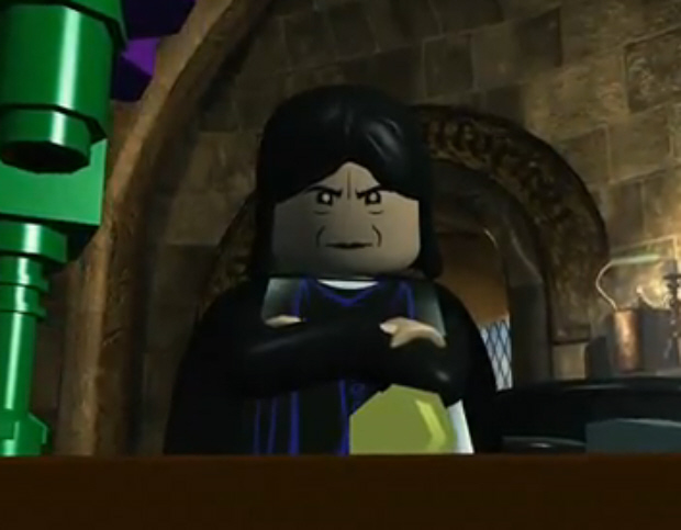 Image - Lego-harry-potter-years-1-4-snape-character ... |Lego Harry Potter Snape