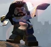 Lego hobbit thorin
