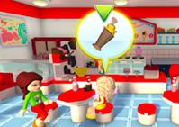 Cafe Game