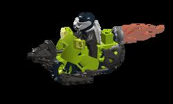 Spycycle LDD