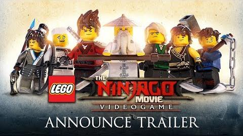 The Time Has Come - LEGO NINJAGO Movie Video Game Trailer