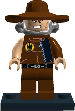 Bounty Hunter (RL)
