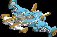 Defense of Motropolis 3