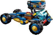 Lego Ninjago Jay Walker One 2