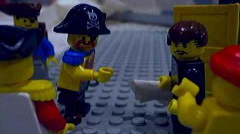 Lego Pirate Misadventure 3 (Part 1)