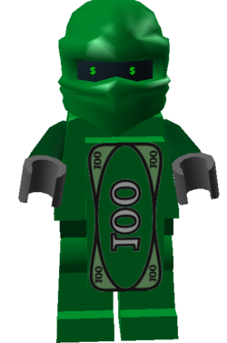 The TrueGreenNinja