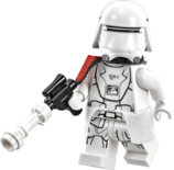 Lego First Order Snowtrooper Officer