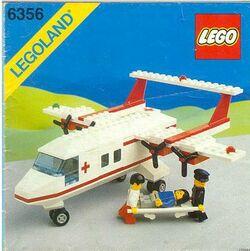 6356 MedStar Recuse Plane