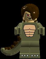 LEGO Gunther Gator