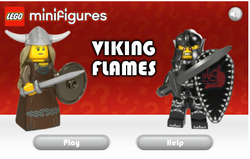 Viking Flames