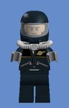 Black Spy Captain