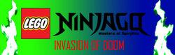 Lego Ninjago Invasion of Doom logo