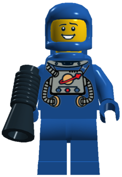 Benny the Brick Spaceman