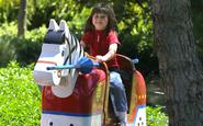 Legoland horse