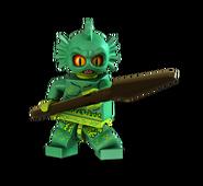 Swamp Creature CGI