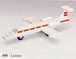 455-Lear Jet