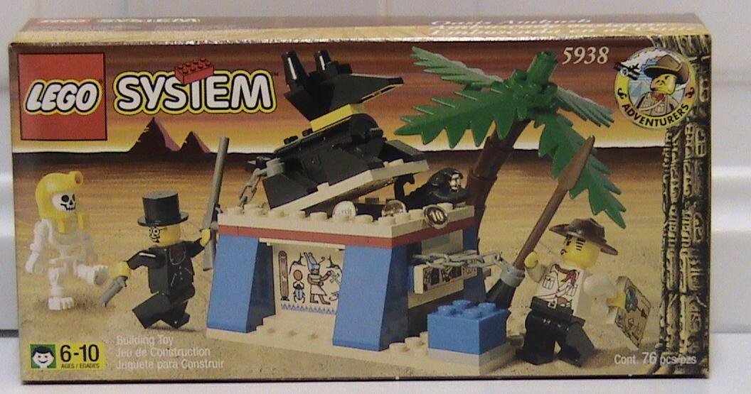 5938 Oasis Ambush | Brickipedia | FANDOM powered by Wikia