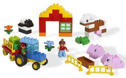 5488-Farm Building Set