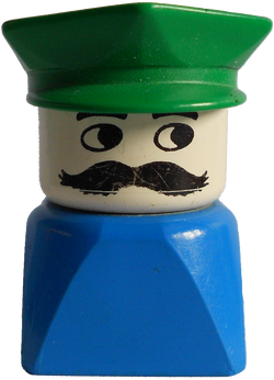 Duplo taxi driver-2