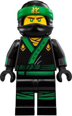 Lloyd Lego Movie
