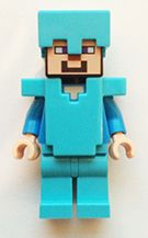 File:Steve (Minecraft) with Diamond Armor.jpg
