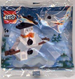 7220 Snowman