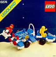 6874 Moon Rover