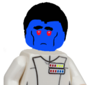Grand Admiral Thrawn(Matau's custom)