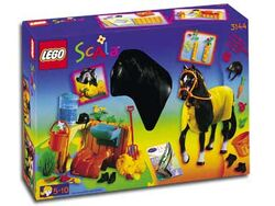 3144-Horse Stable