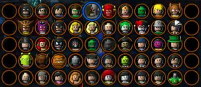 LB2 characters