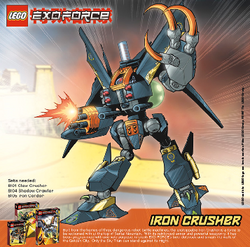 Iron Crusher