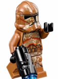 Lego Geonosian Clone Trooper