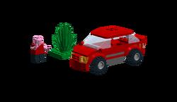 Peppa's Car