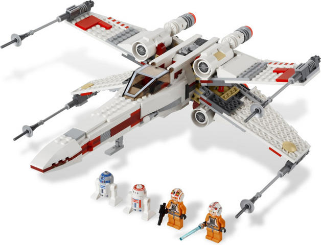 File:X-wing Starfighter.png