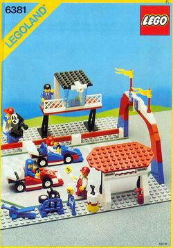6381 Motor Speedway