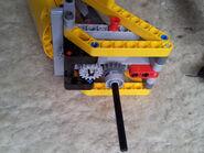 Crane-transmission