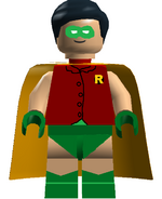 Robin (Dick Grayson, in game)