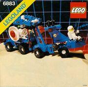 6883 Terrestrial Rover