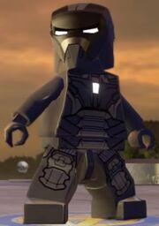 Iron Man Mark 40 Video Game Variant