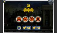 Super Heroes Catwoman level 1 achievements