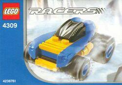 4309 Blue Racer