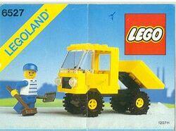 6527 Tipper Truck