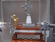 LEGO Toy Fair - Kingdoms - 6918 Blacksmith Attack - 10