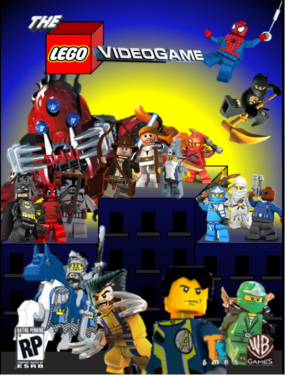 Custom:The Lego Video game | Brickipedia | FANDOM powered ...