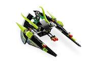 7649 Alien Starfighter