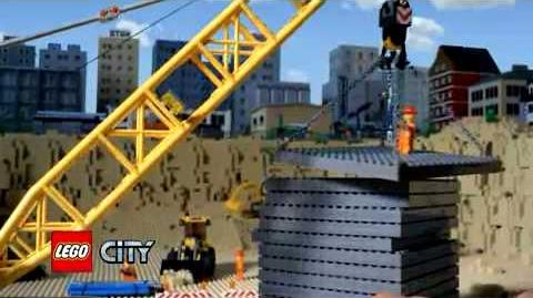 LEGO City Construction Commercial 2