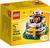LEGO Birthday Table Decoration