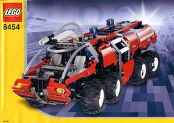 8454 Rescue Truck