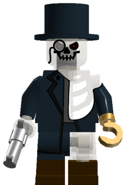 Ghost Sam Sinister